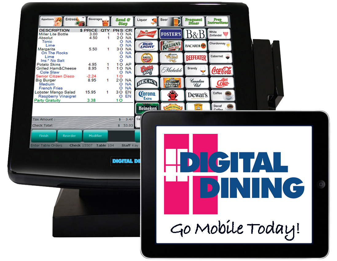 Digital Dining POS
