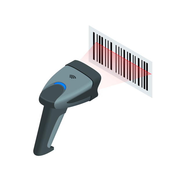Images Of Barcode Scanner Icon