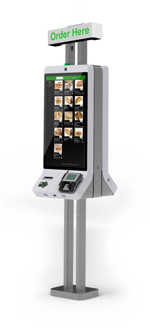 NCR Consumer Self-Ordering - ReSource Point of Sale